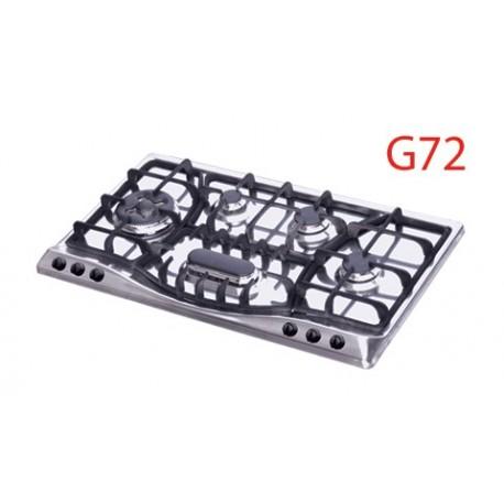 گاز صفحه ای - رومیزی اخوان محصولات اخوان - مدل G72