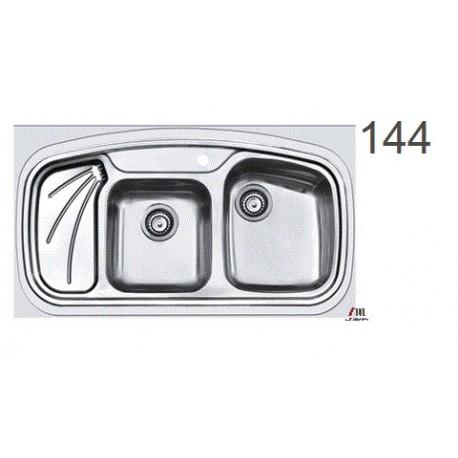 سینک ظرفشویی اخوان محصولات اخوان - مدل 144