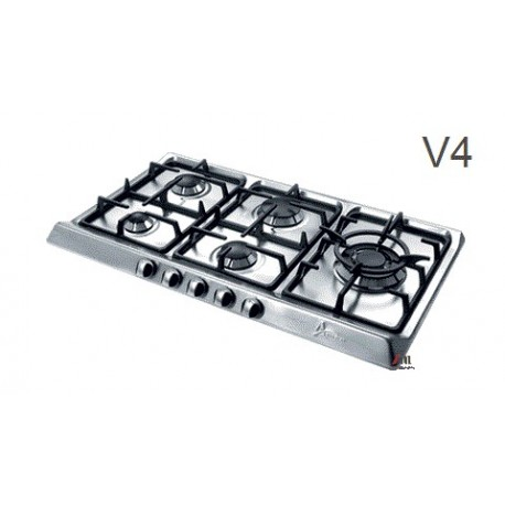 گاز صفحه ای - رومیزی اخوان محصولات اخوان - مدل v4 ونوس