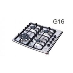گاز صفحه ای - رومیزی اخوان محصولات اخوان - مدل G16