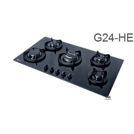 گاز صفحه ای - رومیزی اخوان محصولات اخوان - مدل G24-HE