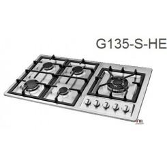گاز صفحه ای - رومیزی اخوان محصولات اخوان - مدل G135-S