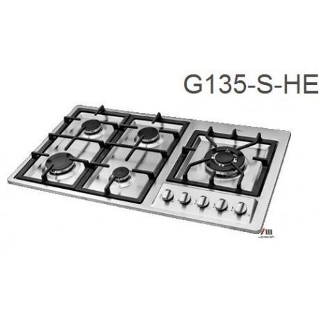 گاز صفحه ای - رومیزی اخوان محصولات اخوان - مدل G133-S
