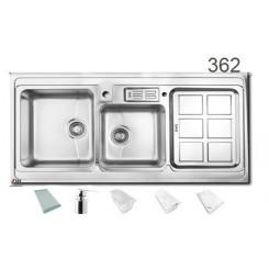 سینک ظرفشویی اخوان محصولات اخوان - مدل 362