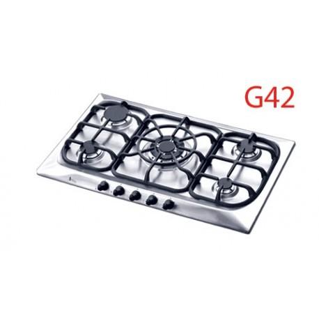 گاز صفحه ای - رومیزی اخوان محصولات اخوان - مدل G42