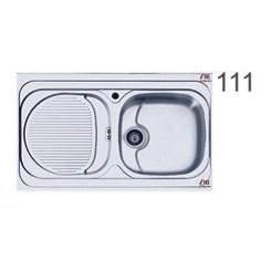 سینک ظرفشویی اخوان محصولات اخوان - مدل 111