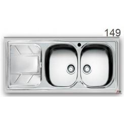 سینک ظرفشویی اخوان محصولات اخوان - مدل 149