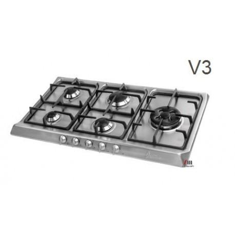 گاز صفحه ای - رومیزی اخوان محصولات اخوان - مدل V3 ونوس