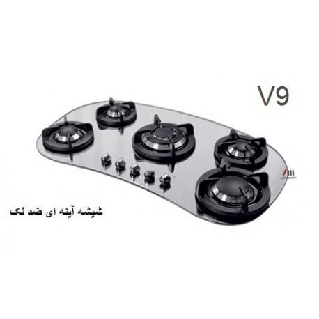 گاز صفحه ای - رومیزی اخوان محصولات اخوان - مدل v9 ونوس