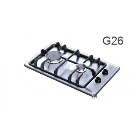 گاز صفحه ای - رومیزی اخوان محصولات اخوان - مدل G26