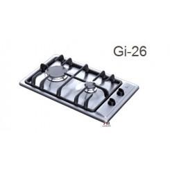 گاز صفحه ای - رومیزی اخوان محصولات اخوان - مدل GI-26