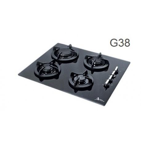 گاز صفحه ای - رومیزی اخوان محصولات اخوان - مدل G38