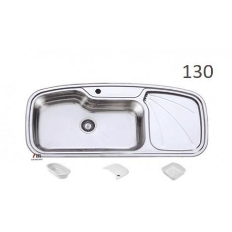 سینک ظرفشویی اخوان محصولات اخوان - مدل 130