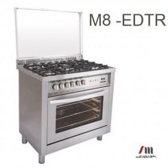 اجاق گاز فردار اخوان مدل M8 - EDTR
