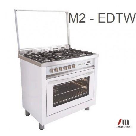 اجاق گاز فردار اخوان مدل M2 - EDTW