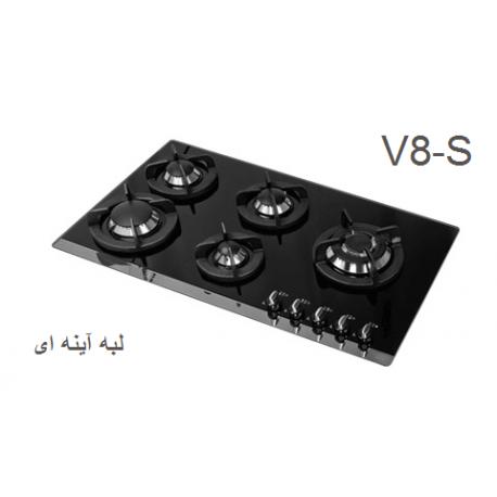 گاز صفحه ای - رومیزی اخوان محصولات اخوان - مدل V8-S ونوس