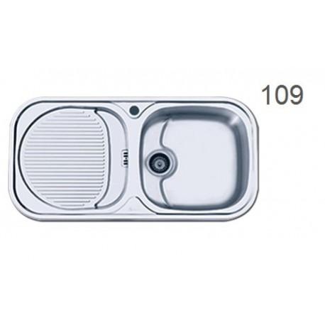 سینک ظرفشویی اخوان محصولات اخوان - مدل 109