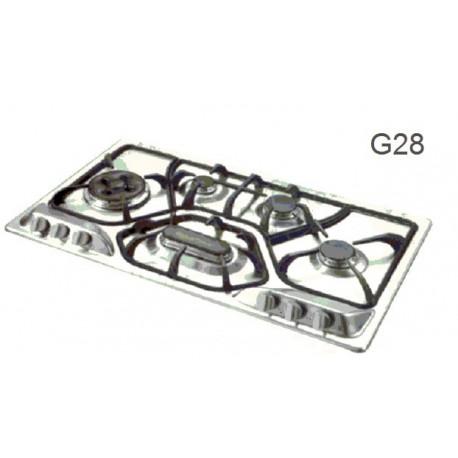 گاز صفحه ای - رومیزی اخوان محصولات اخوان - مدل G28